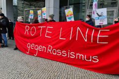 Rote Lienie gegen Rassismus