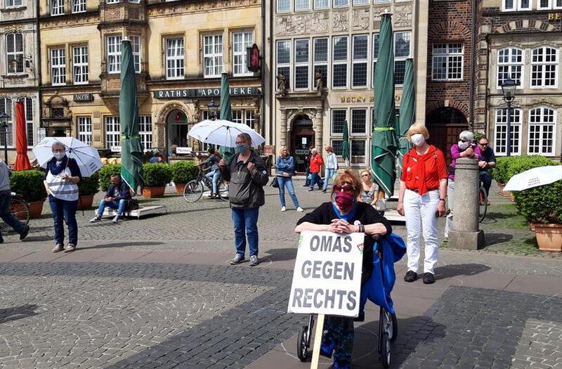 Tag der Befreiung - Gedenken in Bremen